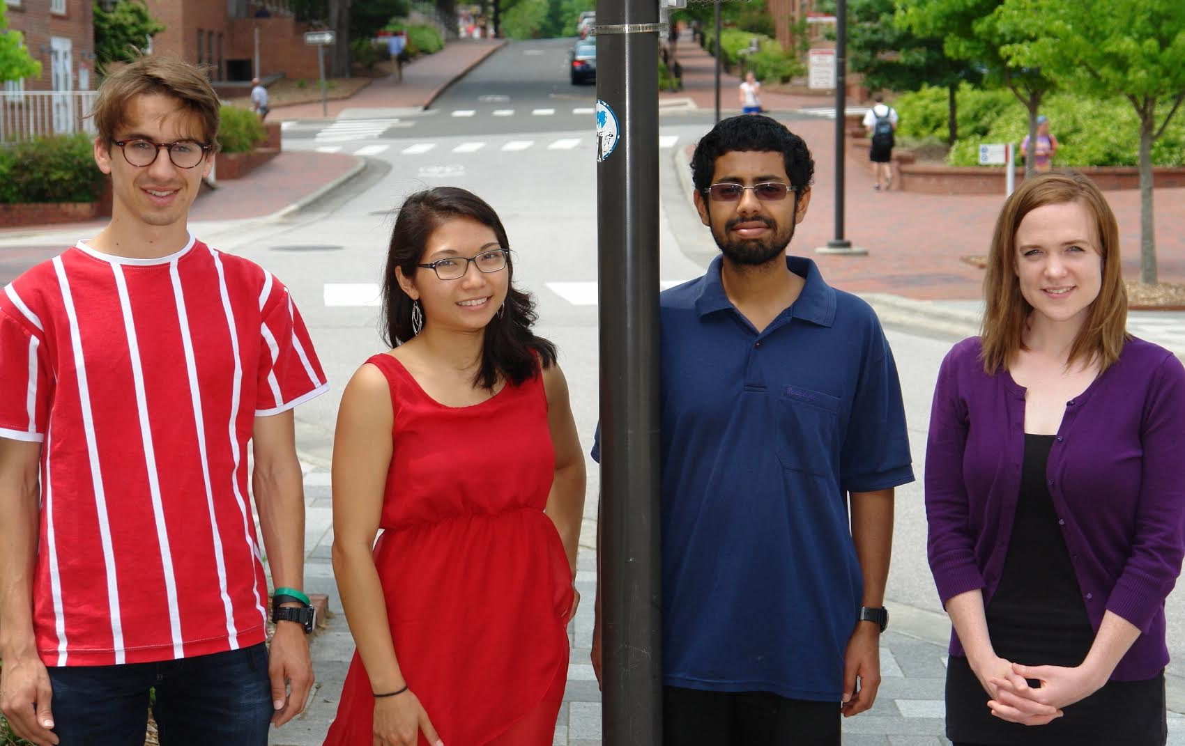 nc state thesis Finalists chosen for 2017 three minute thesis ten finalists representing five nc state colleges will compete in the graduate school's third annual.